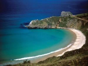torimbia beach asturias spain